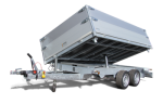 Tipping trailers